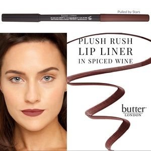 butter LONDON • Plush Rush Liner in Spiced Wine